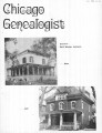 Chicago Genealogist Vol. 3, no. 2