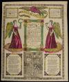 Ruben Benjamin Henger certificate, September 24, 1850