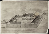 Fort Union drawing