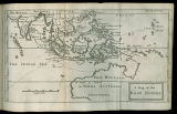 A map of the East Indies