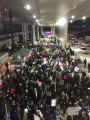 Chicago Protest Collection photographs: Immigration ban protests at O'Hare airport, January 28 and 29, 2017