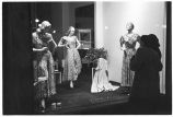 Women window-shopping on North Michigan Avenue, Chicago, June 1948