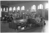 St. Paul. 3. Waiting room, Burlington station