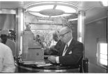 Morning Zephyr to Minneapolis. 5. Dining car steward
