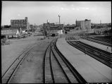 Railroad yards and industries-Lincoln, Nebraska