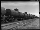 Casper-Oil tank cars