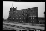 Factories adjacent to Western Avenue rail yards, Chicago, 1948