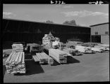 King Lumber Co. yard, Pueblo