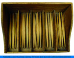 Montessori Counting Sticks