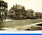 2944 S. Michigan Ave., Chicago, IL, National Kindergarten and Elementary College dormitories.