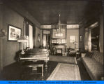 2944 S. Michigan Ave., Chicago, IL. Interior, music and sitting room.