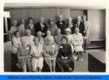 Reunion of former Faculty for the National College of Education, 1984.(NEW)