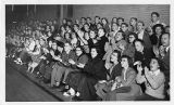 Crowd Cheering 1940s