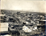 "Alaska """"The city of Nome, Alaska"""" (From collection of E. Gustav Johnson)"