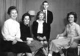 Student Group Portrait (1960S?)