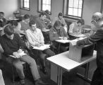 Class Taught by Glenn Anderson (1970S?)