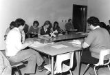 English Class Taught by Vincent Anderson (1982?)