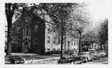 Northwest View of Hanson Hall, 1947