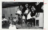 Music Group Playing At Social Event, c.a. 1960s