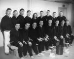 Swimming Team Photo, 1964