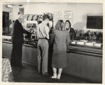 North Park Cafeteria Counter 1949