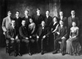 North Park Faculty, 1912-1913