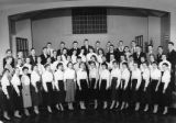North Park Academy Choir 1954-1955