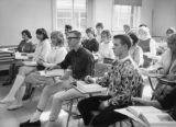 Students in Classroom, c.a. 1960s