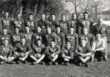 North Park Academy Football Team, 1956