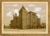 Portrait of the First Covenant Church (The Tabernacle), Minneapolis, Minnesota, ca. 1891-1894