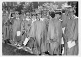 Final North Park Academy Commencement1969