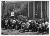 Students Protest the U.S. Invasion of Cambodia, 1970