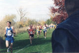 Chris Gruenewald , Cross Country