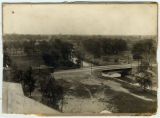View from Old Main's Cupola looking Southeast/Kedzie Avenue, 1915
