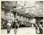 Basketball game with Augustana, ca. 1970s