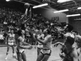 Men's Basketball Game vs. Illinois State, ca. 1974