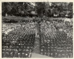 Commencement, North Park College, 1950