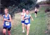 Christine Samuelson, Cross Country