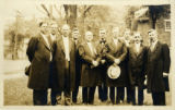 Portrait of Ordinands at Annual Meeting in Rockford, Illinois, 1919