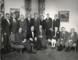 Photo of Board of Directors, 1956