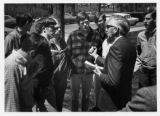 Student Protest at Covenant Headquarters, 1970