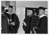 Faculty, Administrators in Academic Robes