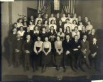 Choir from Austin in Chicago, c.a. 1920s