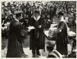 North Park Commencement, 1951