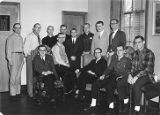 John Weborg, Ray Nyquist, Henry Gustafson, Lewis Crawford, Robert Huse, Walter Enstrom, David...