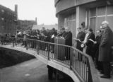 Dedication of Anderson Hall