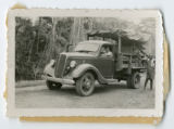 Truck in the Congo