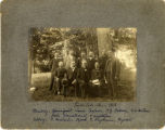 Covenant Pastors in Turtle Lake, MN, 1903