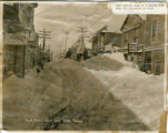 Front Street Looking West in Nome, Alaska, 1900