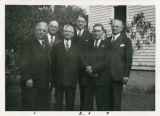 Pastors who served Evangelical Covenant Church, 1938
